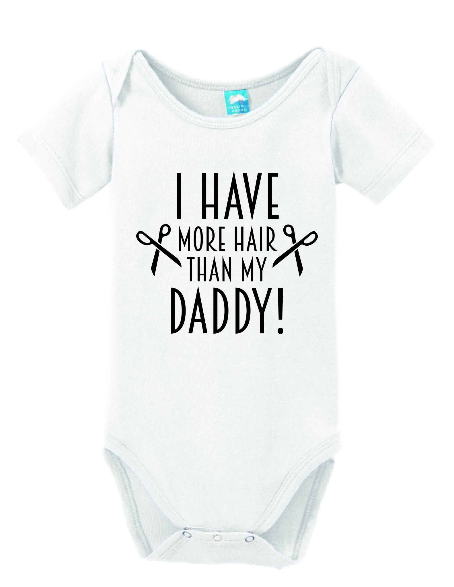 Born to Play Soccer with My Daddy Romper Babysuit Baby Clothing