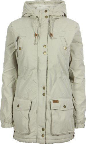 Volcom - Womens Everyday Parka Jacket, Size: Small, Color: Stone Volcom,http://www.amazon.com/dp/B00BZDYSK4/ref=cm_sw_r_pi_dp_ZJ9Ssb1VSCBH5G5N