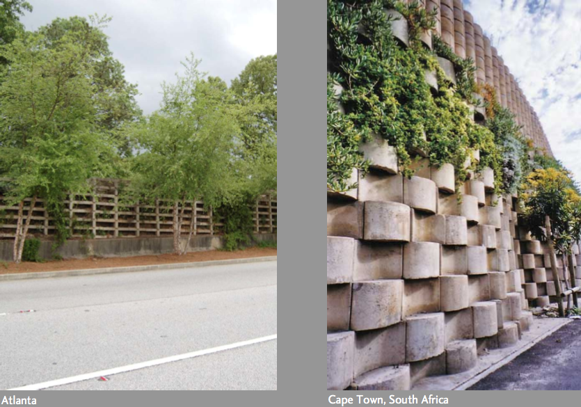 How To Make A Living Wall green wall systems | green walls would block noise, absorb some