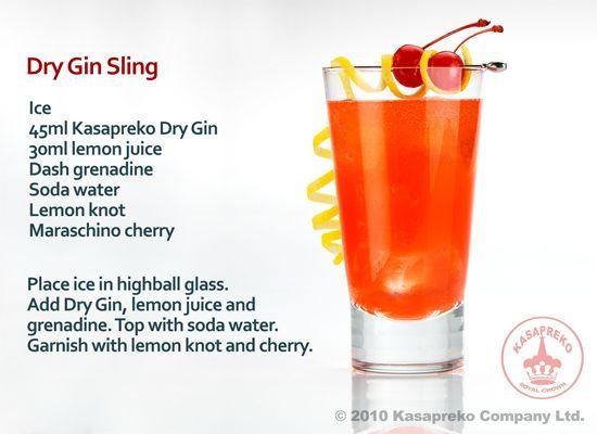 Kasapreko Gin