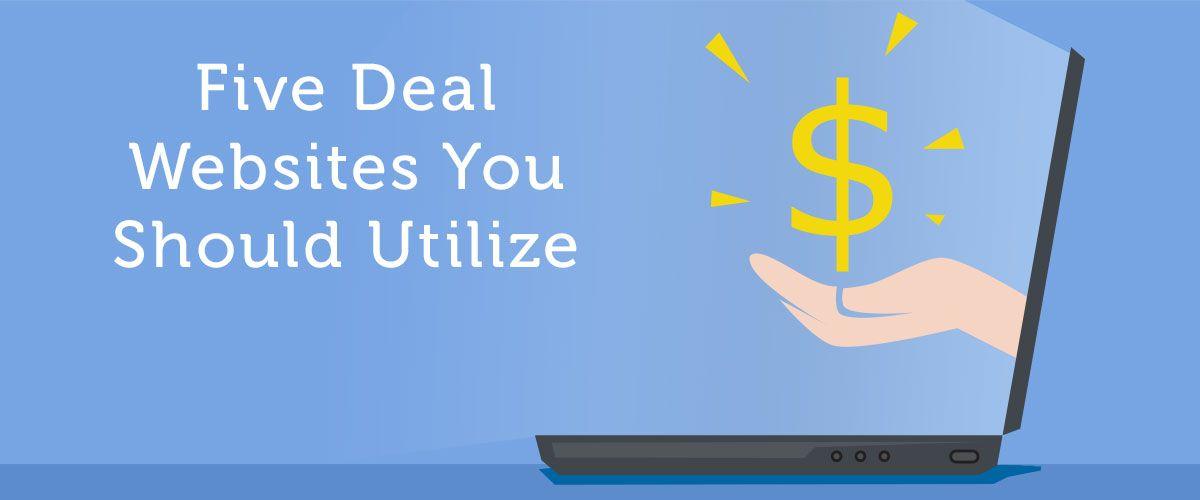 Websites for Good Deals