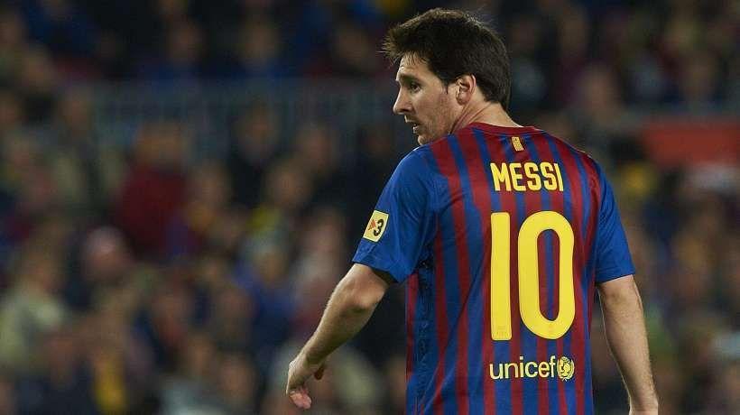 """Barcelone - Enrique : """"Messi est d'une autre dimension"""" - http://www.europafoot.com/barcelone-enrique-messi-est-dune-autre-dimension/"""