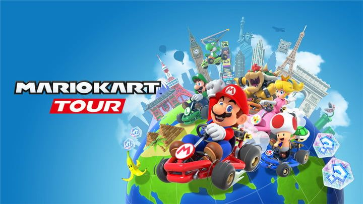 News Android Apple The Mario Kart mobile game you've