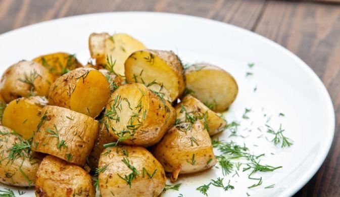 молодой картофель при диете