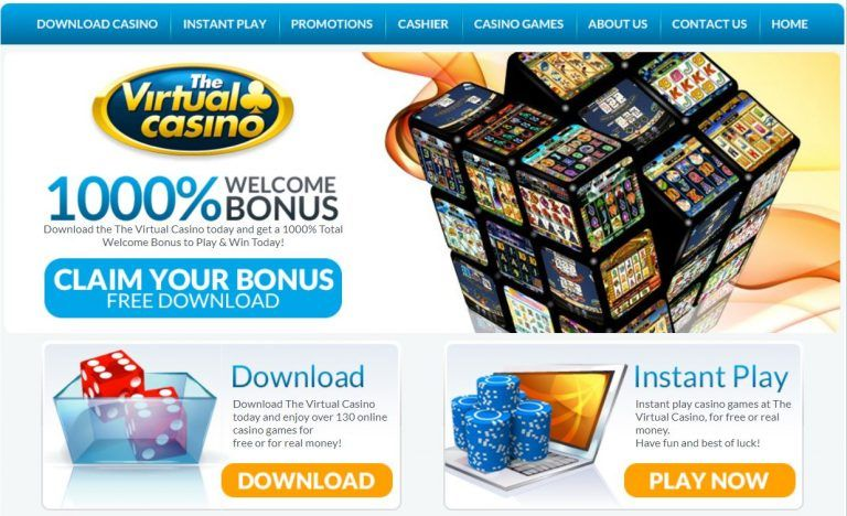 Virtual Casino Bonus Codes