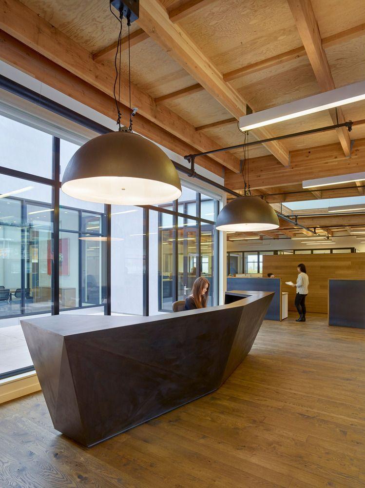 Transformación Edificio de Oficinas,© Bruce Damonte Office
