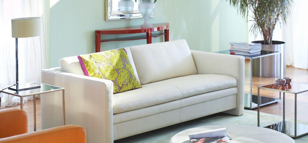 In der Pfefferminz-Oase u2013 SCHÖNER WOHNEN-FARBE House Pinterest - wohnzimmer farbe grau braun