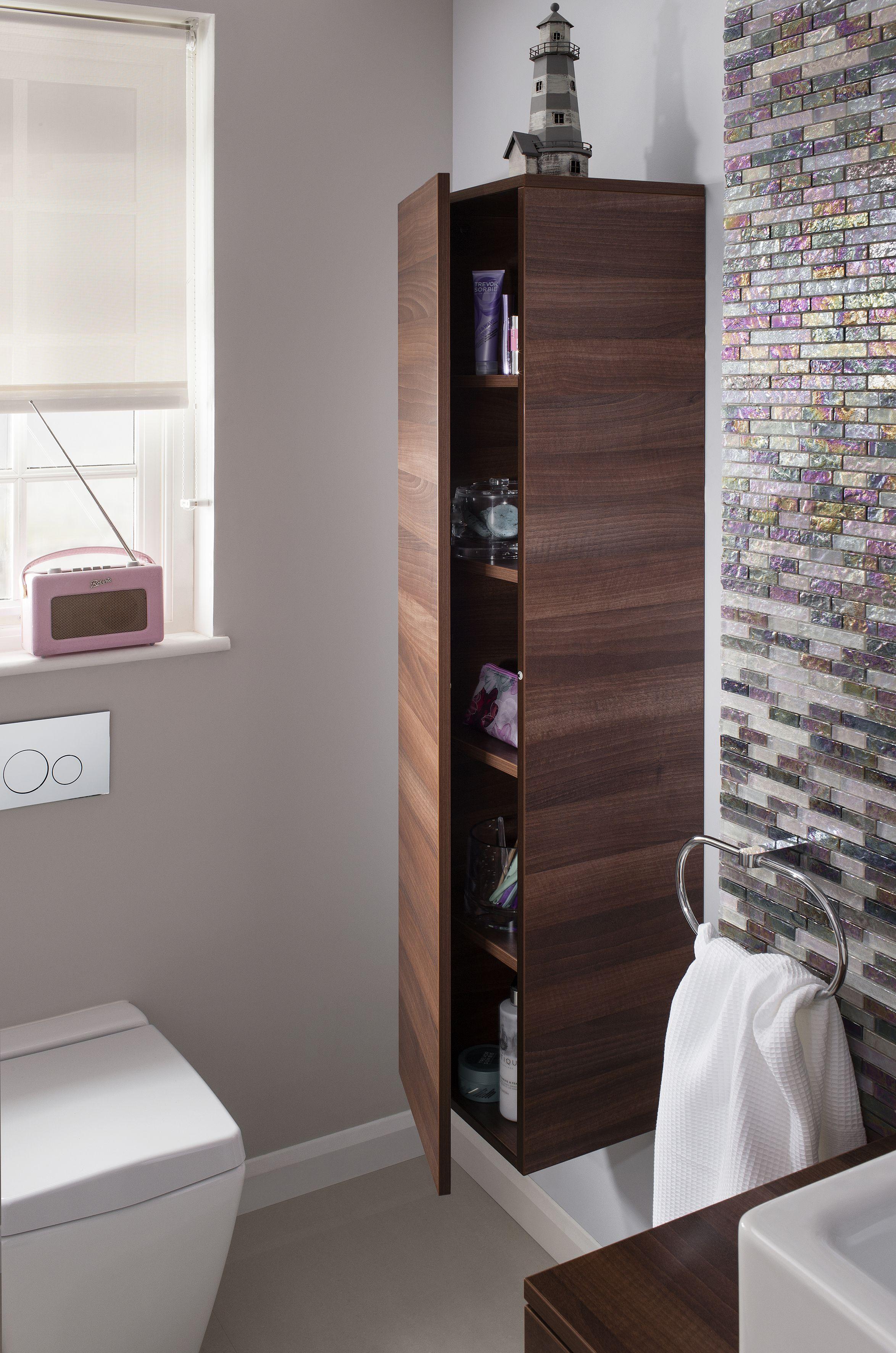 Seattle Walnut Bathroom Furniture Range From Crosswater Httpwww - Bathroom furniture seattle