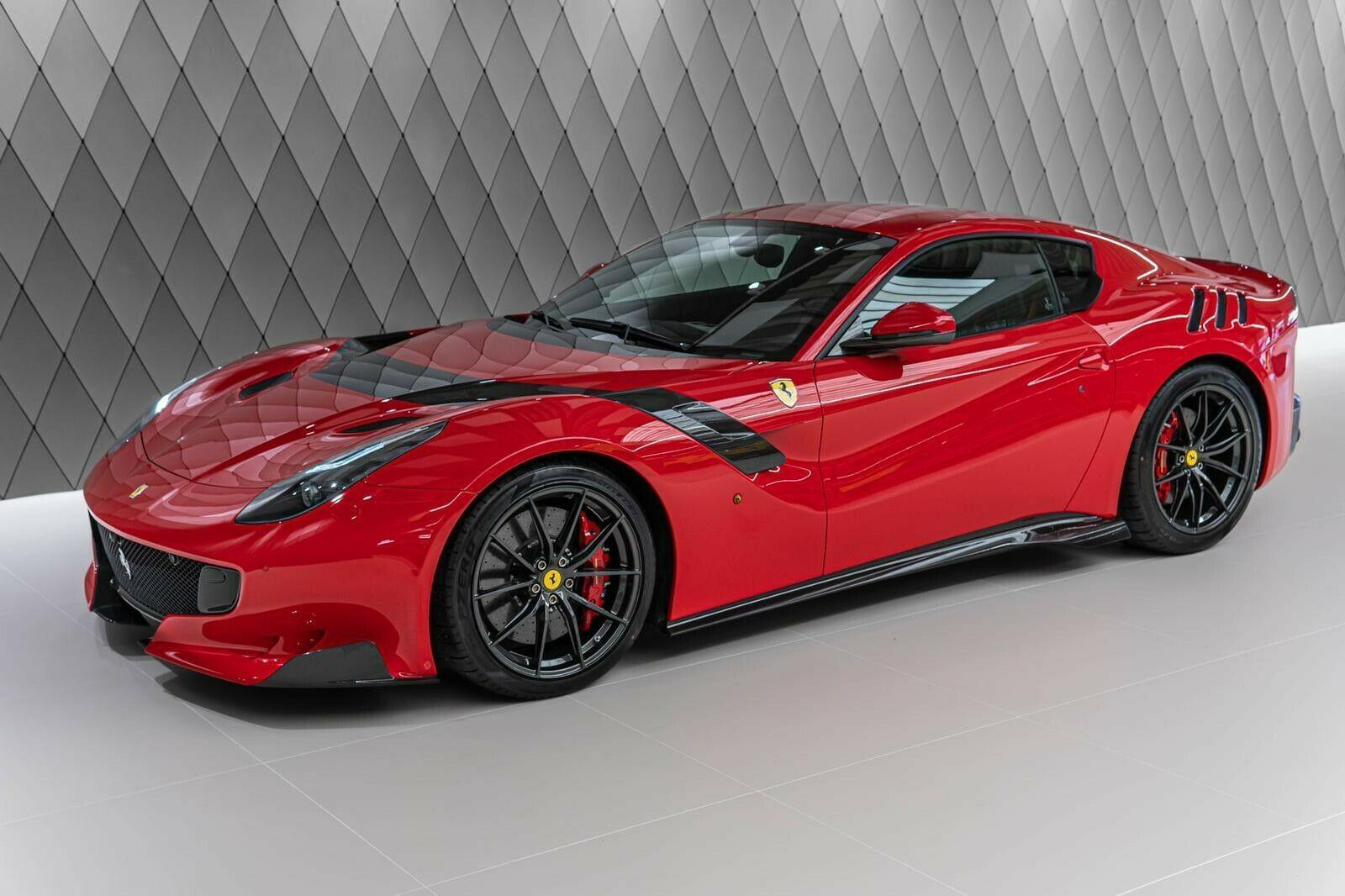 For Sale Ferrari F12 Tdf Luxury Cars Hamburg Germany For Sale On Luxurypulse In 2020 Ferrari F12 Tdf Ferrari F12 Luxury Car Logos