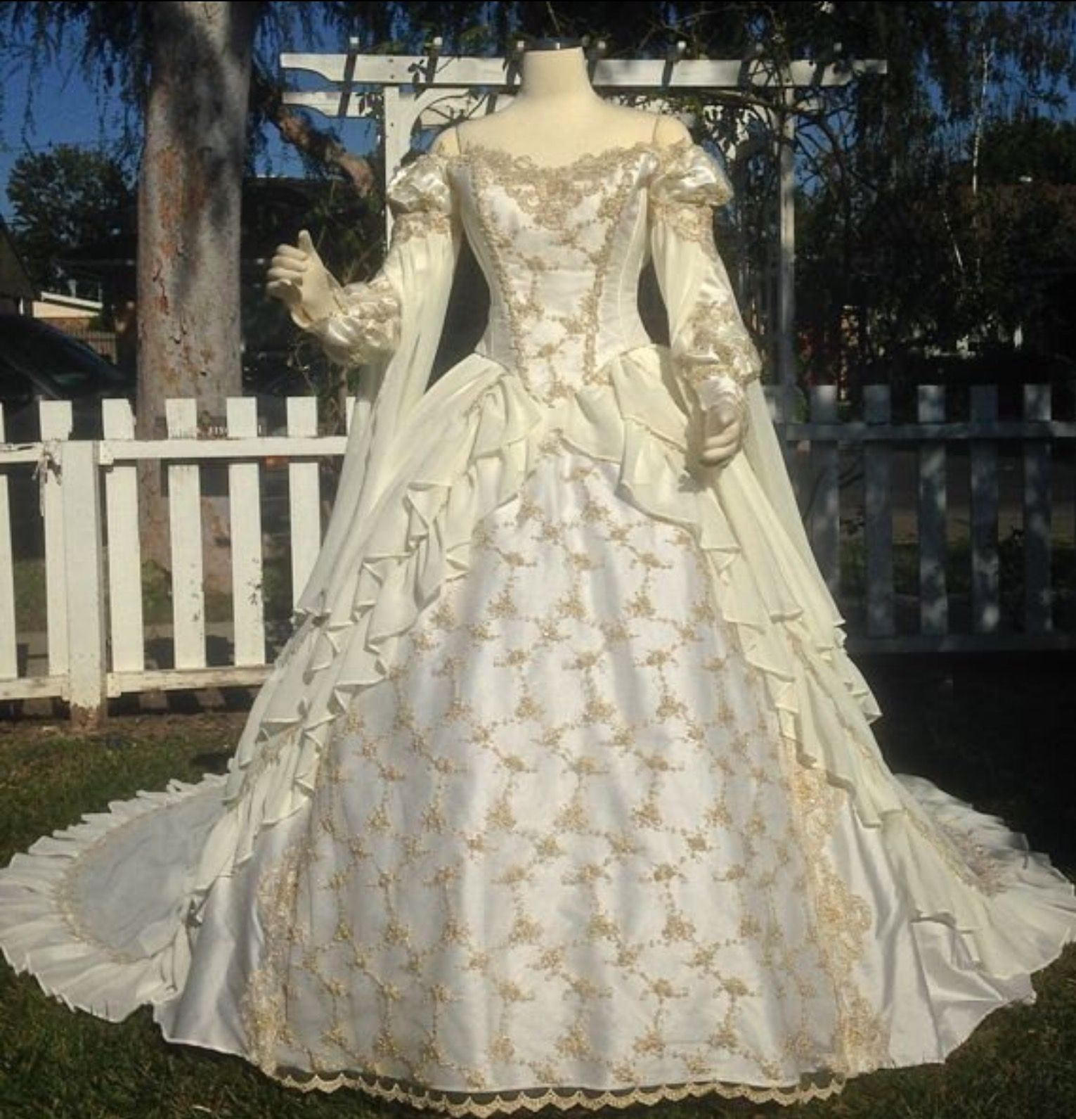 Fairy Godmother Finale Gown