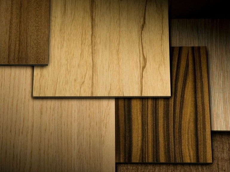 Hpl wall panel with wood effect Trespa® meteon® #trespa #panel #wood ...