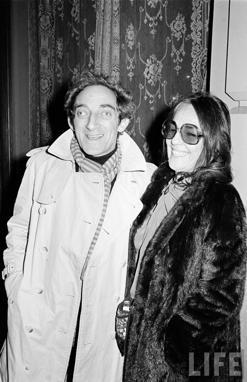 Lauretta & Marty Feldman | Married Movie & TV Stars | Pinterest ...
