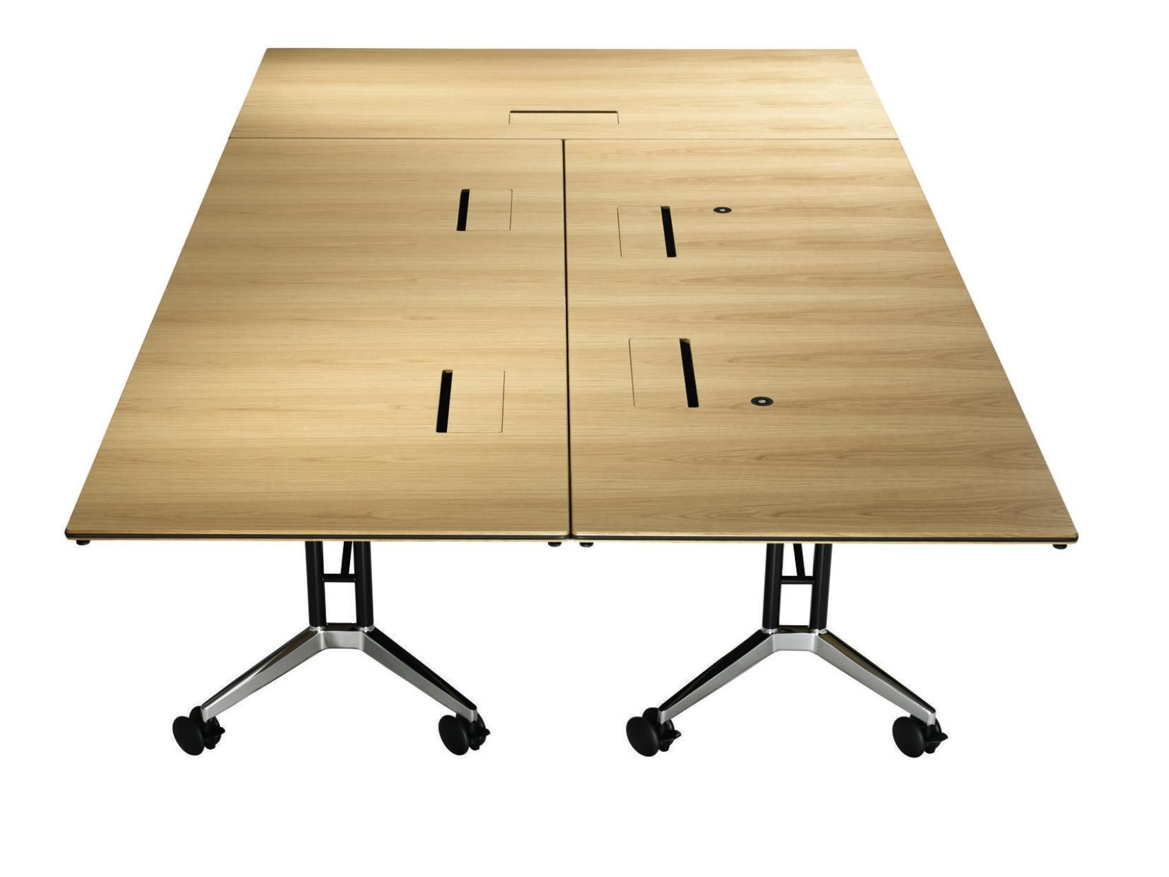 Confair Folding Table - Foldable Conference Table - Design Andreas