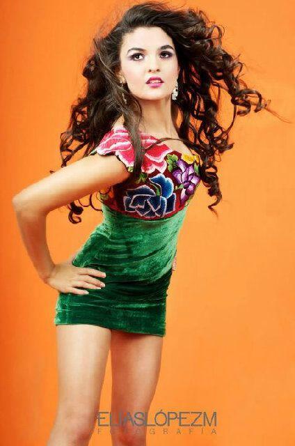 Vestidos Fabiola MexicanosY CalvoLadies Dress Love oBWEQrdCxe