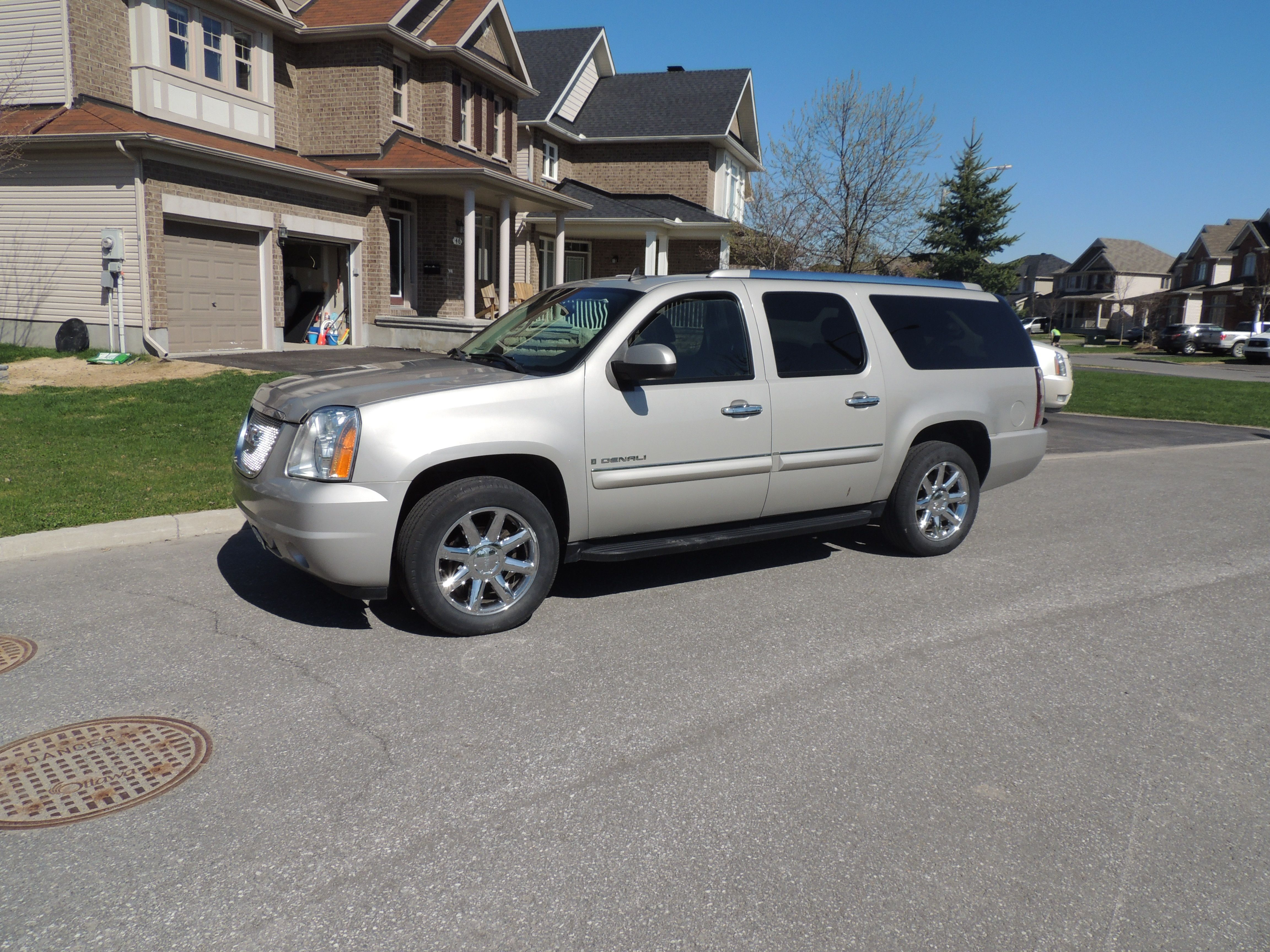 2007 Gmc Yukon Denali Xl Yukon Denali Vehicles Cars