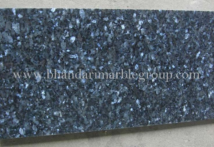 Blue Pearl Granite Blue Pearl Granite Blue Pearl Granite