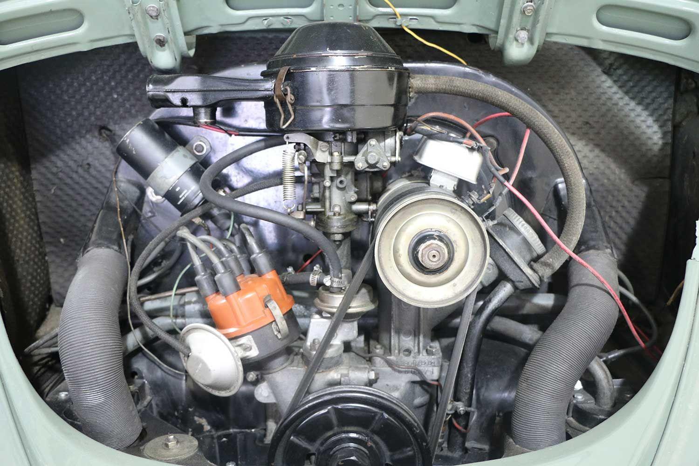 1961 vw engine 1200 [ 1500 x 1000 Pixel ]