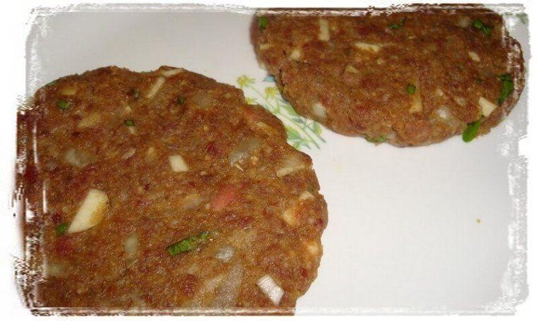 Resepi Daging Burger Buatan Sendiri So Simple Kongsi Resepi