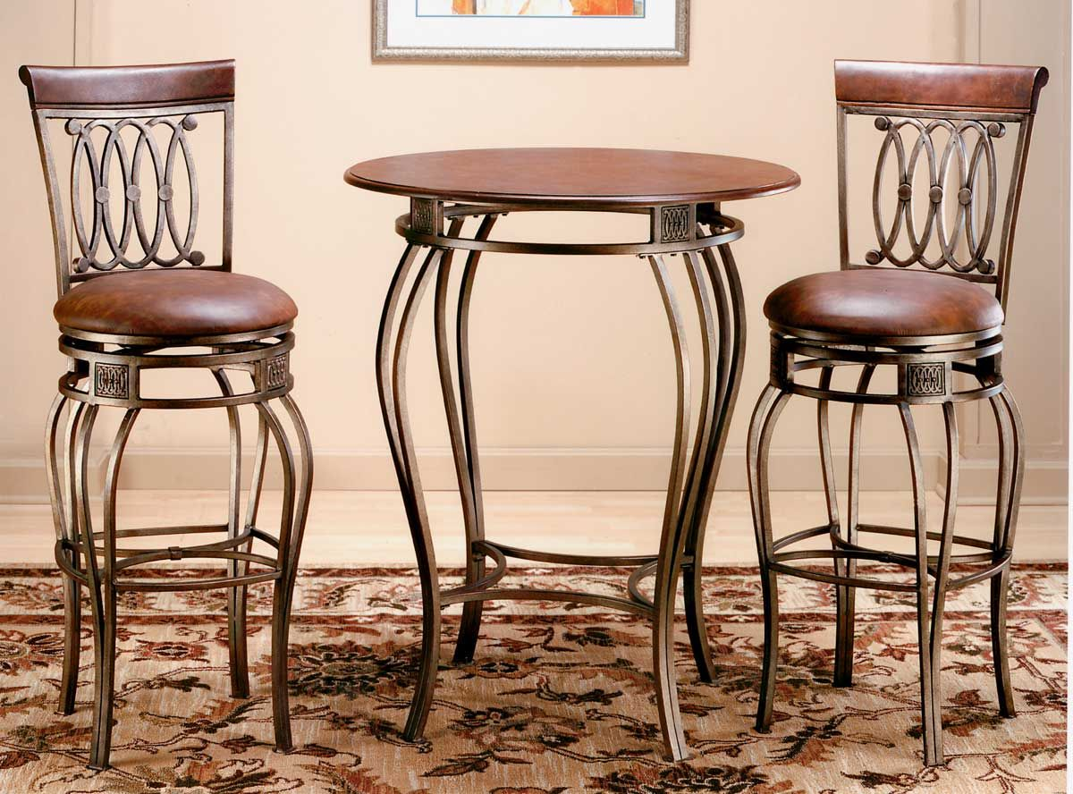 Hillsdale Montello Bistro Dining Collection Dining Room