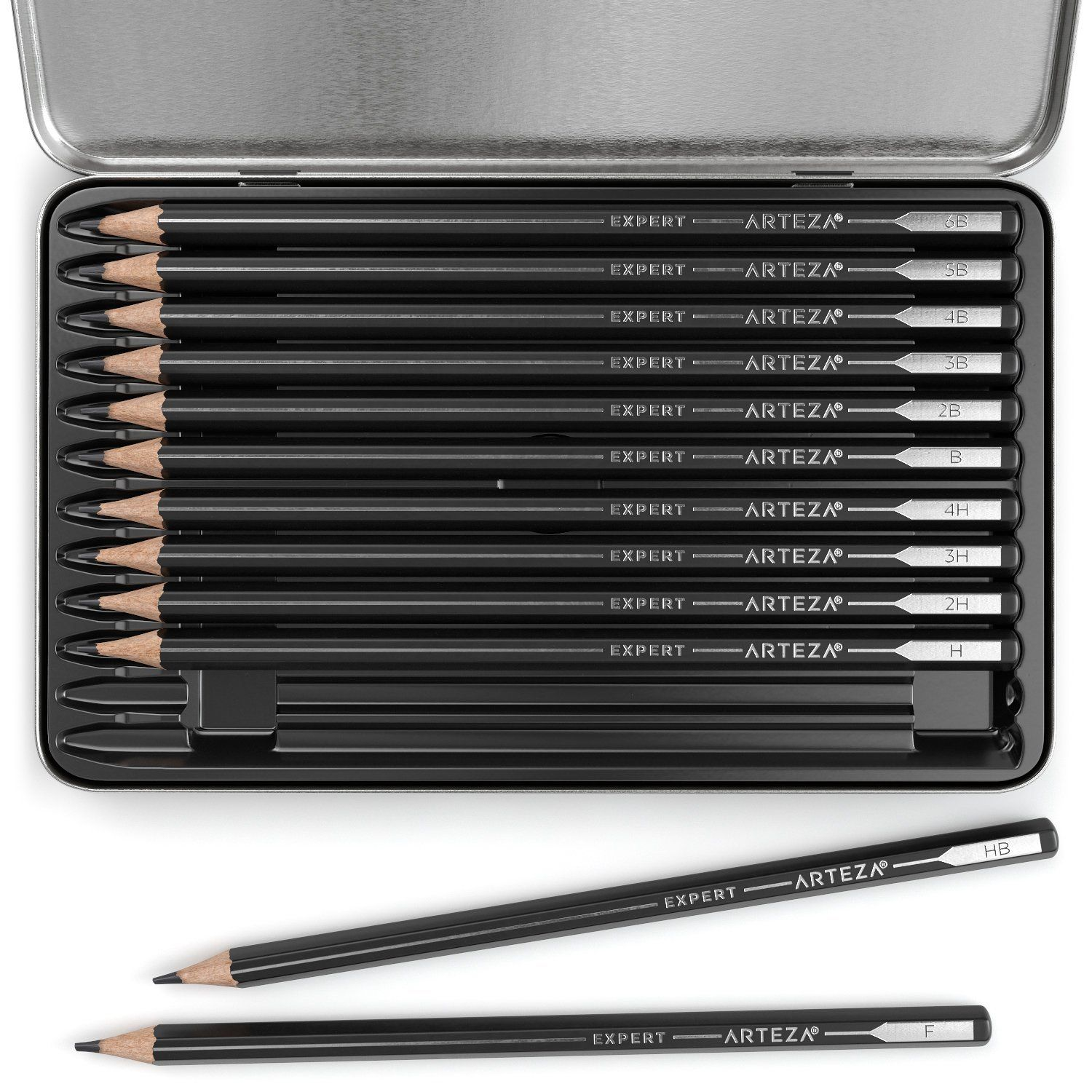 Professional Drawing Pencils - Pack of 12 in 2019   Products