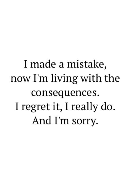 Love Quotes About Regret - Bing images