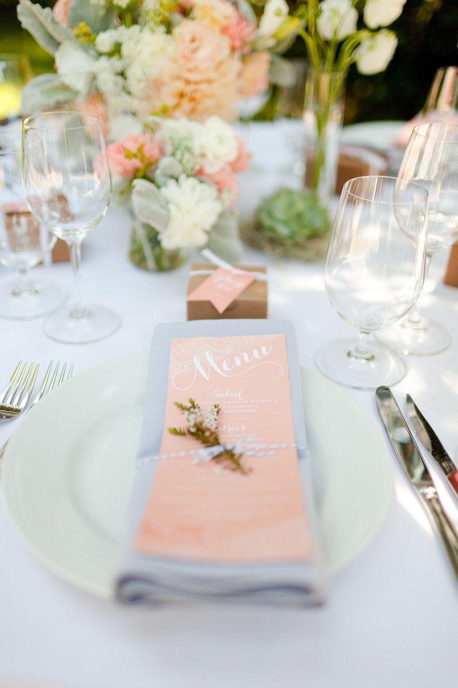 Templeton Wedding From Mef Photography Tischdeko Brunch