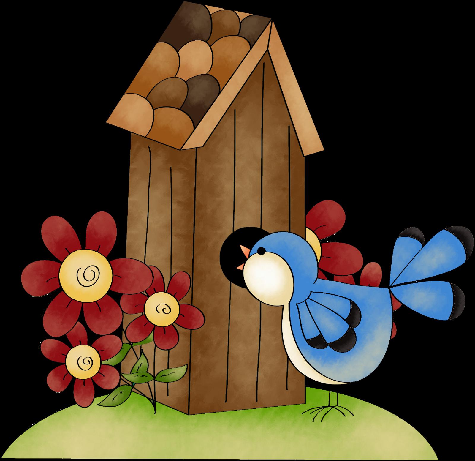 Pin Di El Buho De Patchwork Su Dibujos Bird Houses