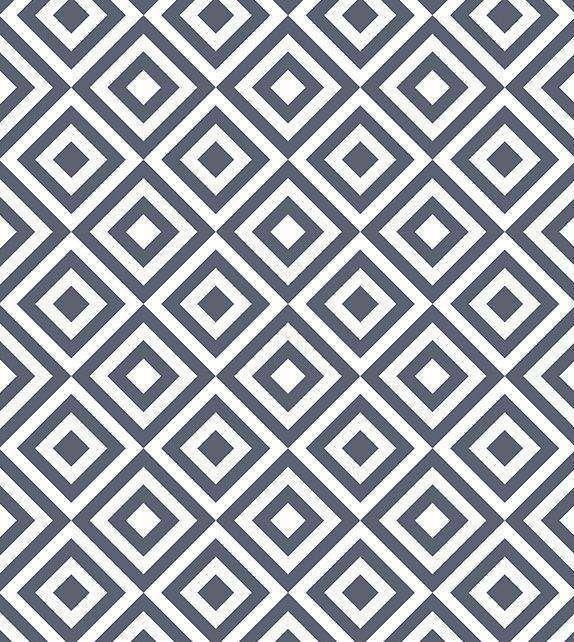 2fe01eb37 Papel de parede em tons azul marinho e branco - Geométrico 24 ...