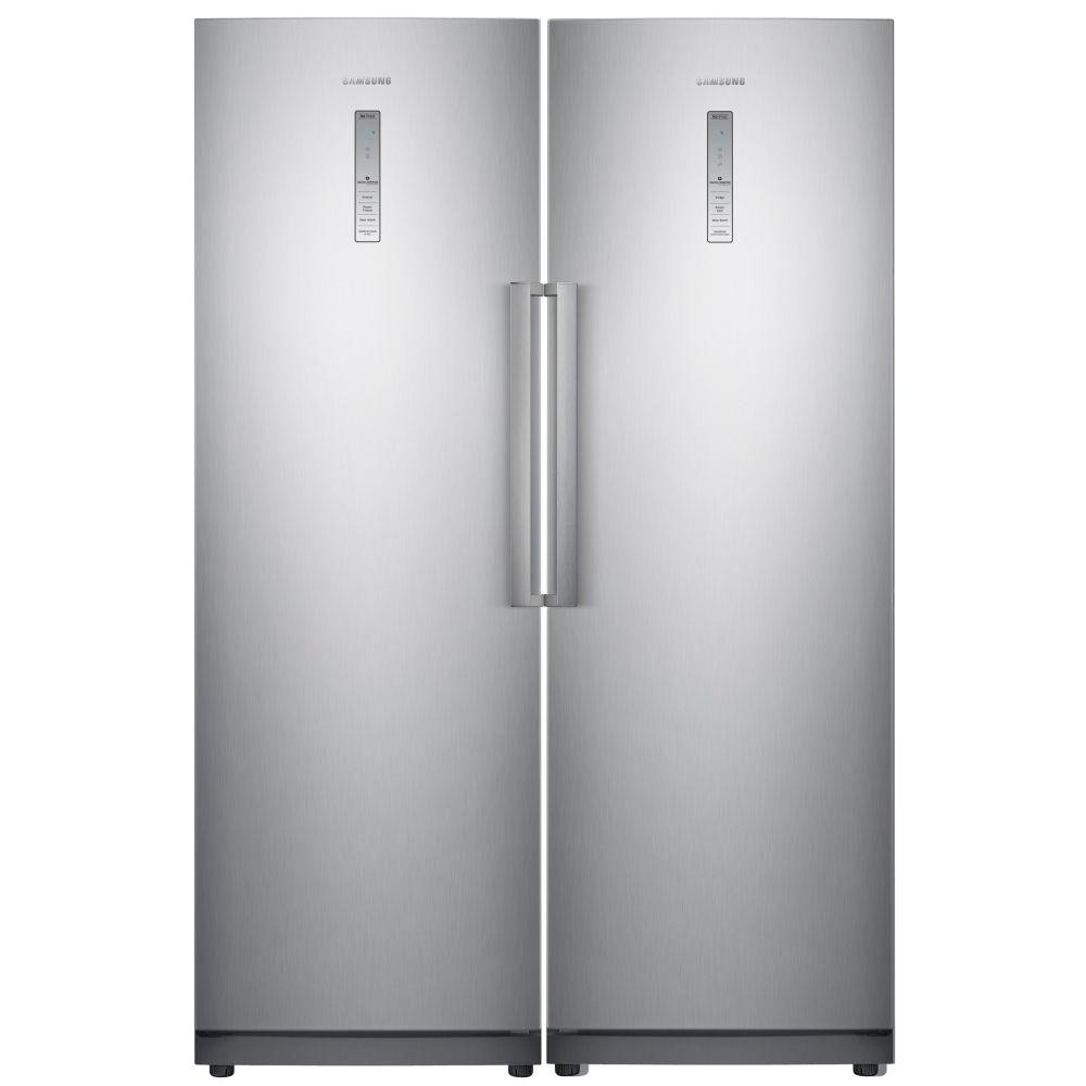 Samsung RR35H6110SA RZ28H6100SA - Fridge & Freezer Matching Set ...