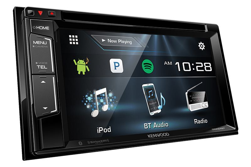 DDX24BT Navigation and Multimedia CAR ENTERTAINMENT