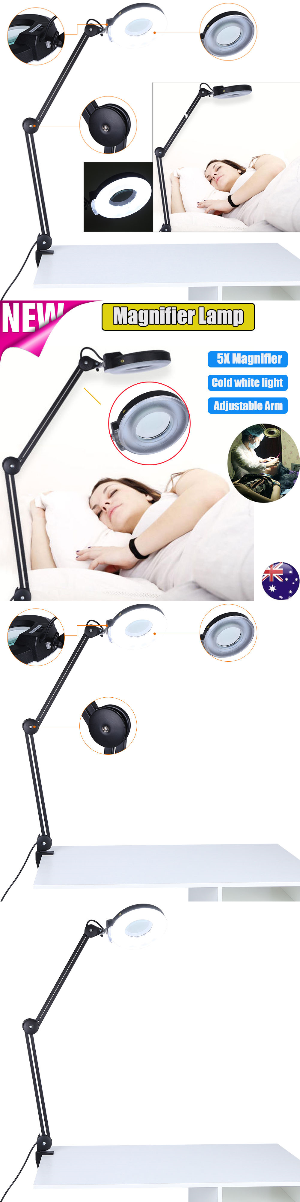 inspirational magnifying magnifier floor of jumbo handheld glass needlework with magnipros lamp bright led quot