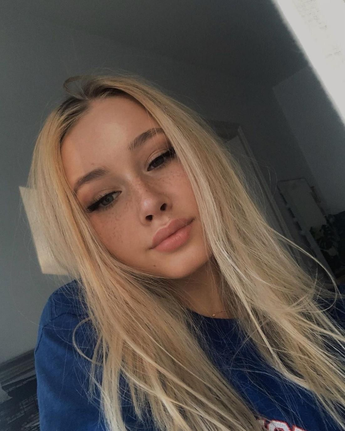 Beautiful Teen Blonde Russian