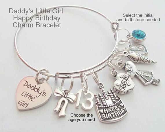 Daddy S Little Charm Bracelet Father To Daughter