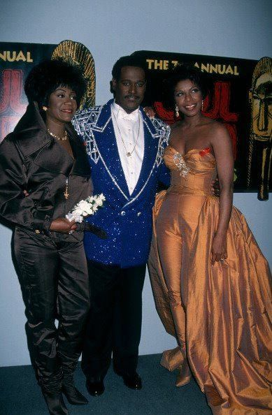 Patty Lebelle, Luther Vandross, Natalie Cole