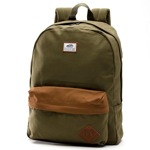 Vans Old Skool II Backpack (Ivy Green) $34.95   Backpacks
