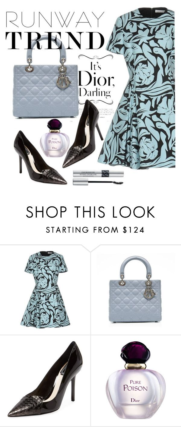 """Untitled #4725"" by julinka111 ❤ liked on Polyvore featuring Christian Dior"