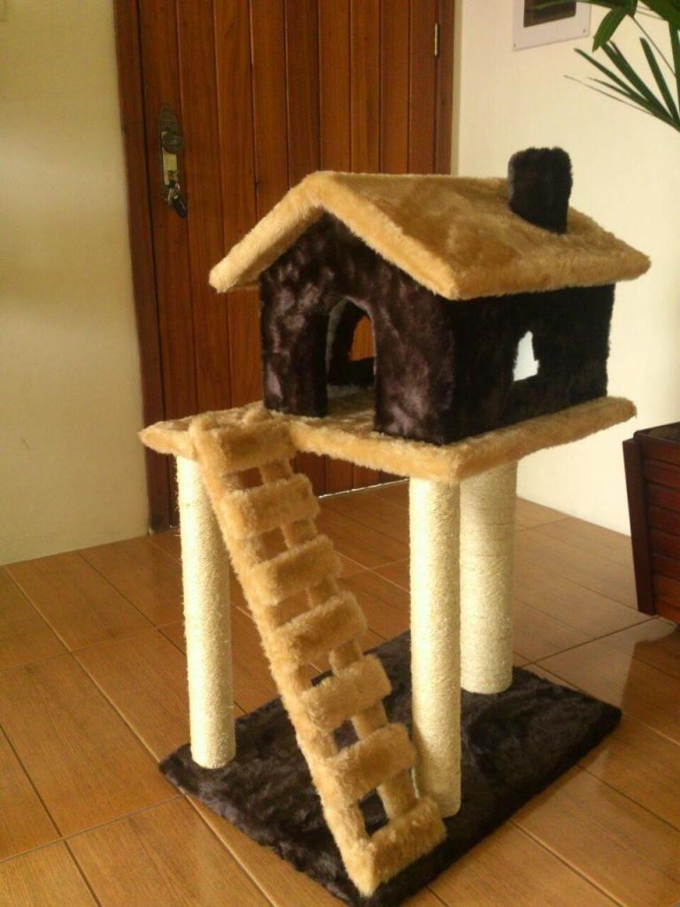 Casa Para Gato Latest Casa Moderna Gatos With Casa Para Gato