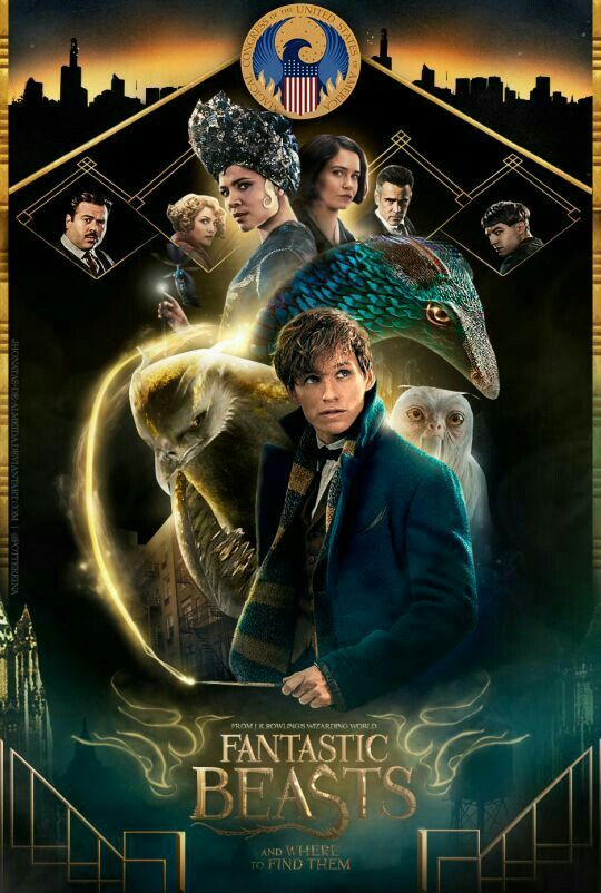 Pin By Samantha Marshall On Harry Potter Fantastic Beasts Movie
