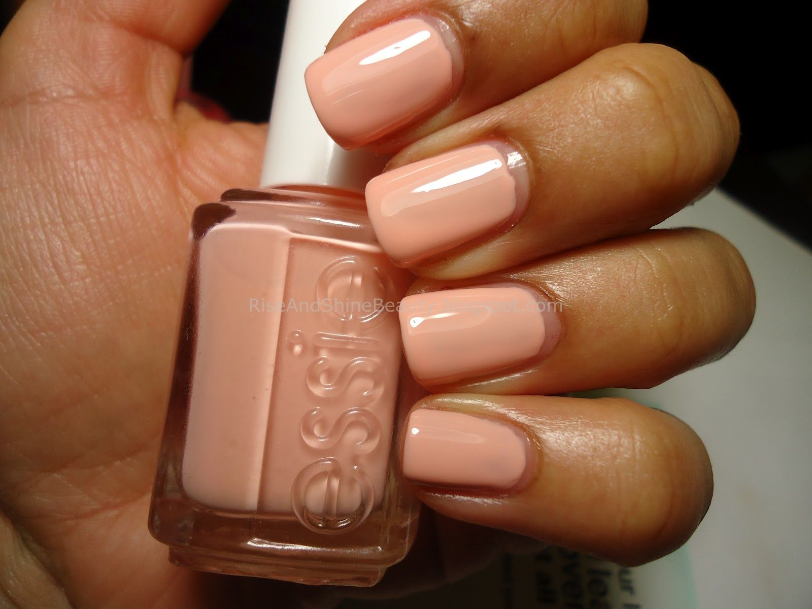 Essie A Crewed Interest...perfect for spring/summer & looks awesome ...