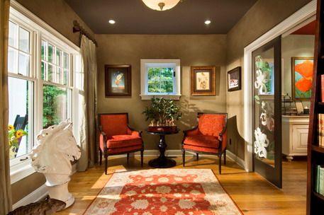 Wandfarbe Braun \u2013 Zimmer Streichen Ideen in Braun Home decor
