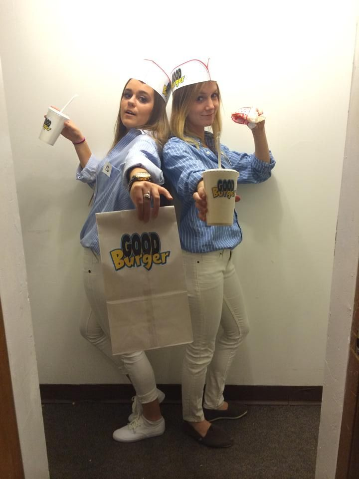 halloween costume goodburger boom halloween