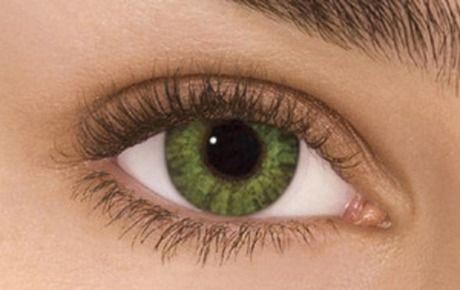 Gemstone Green Freshlook Colorblends Non Prescription Colored Contact Lenses $16.99