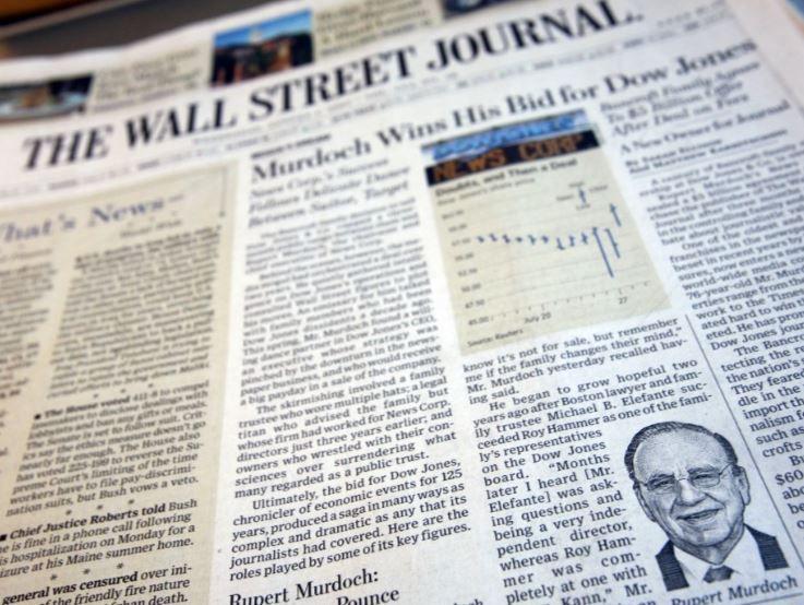 Wall Street Phishing Attacks