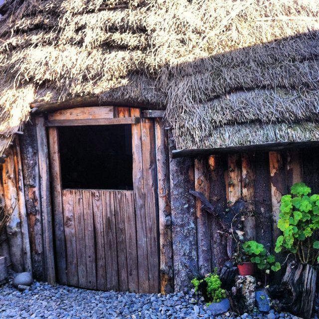 Ruca, casa mapuche.