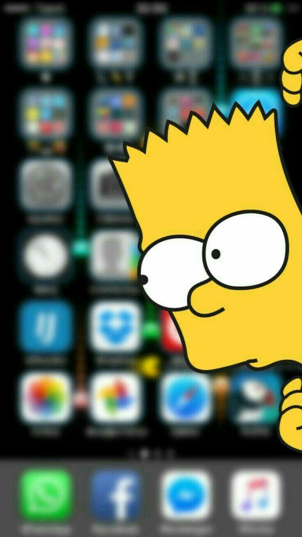 Que habrá Aquii Simpson Wallpaper Iphone 850ef5a2cf56