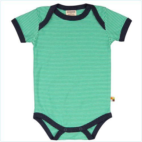 proud Unisex Baby Strampler Druck loud GOTS Zertiziziert aus Bio Baumwolle