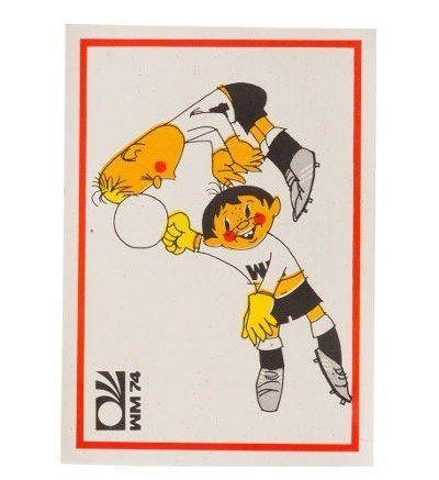 Panini Wm Munchen 74 Soccer 10 1 Football Stickers