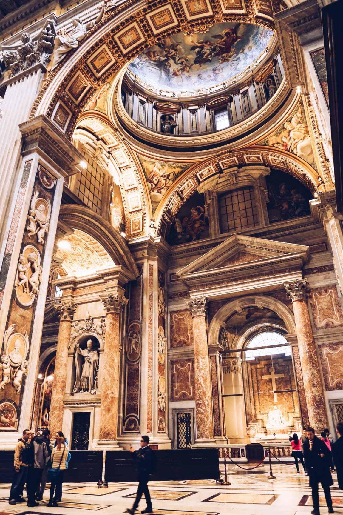 5 Things You Must Do At St Peter's Basilica In Rome