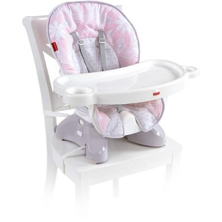 Fisher Price Spacesaver High Chair Choose Your Color Walmart Com High Chair Baby High Chair Highchair Cover