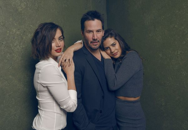 Ana De Armas Photos Photos Sundance Film Festival Portraits Day 2 Keanu Reeves Keanu Reeves Dating Keanu Reeves Married